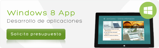 Desarrollo para Windows 8